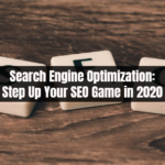 search engine optimization 2020